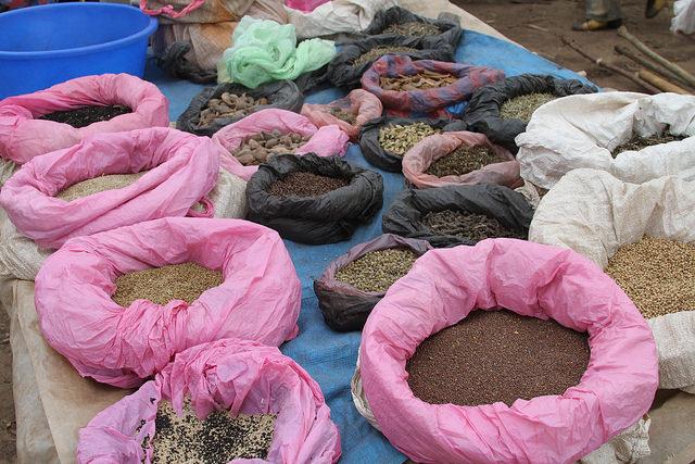 A Peek Inside our Meeting in Angecha, Ethiopia