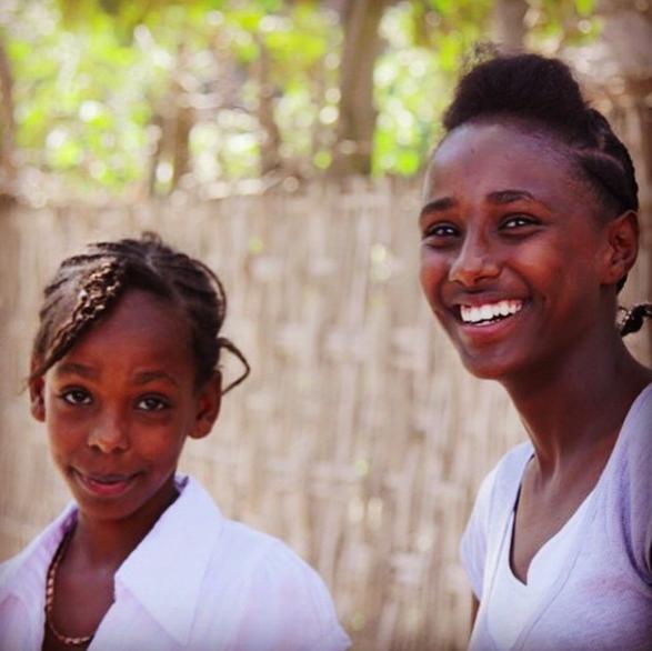 Meet Eyerusalem, a 5th Grader with Big Dreams!