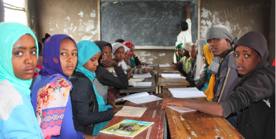 Setting Students Up for Success in Ethiopia