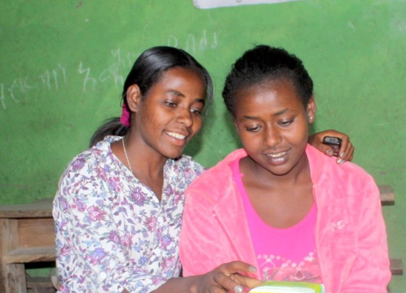 No Barriers to Education: for Teen Girls