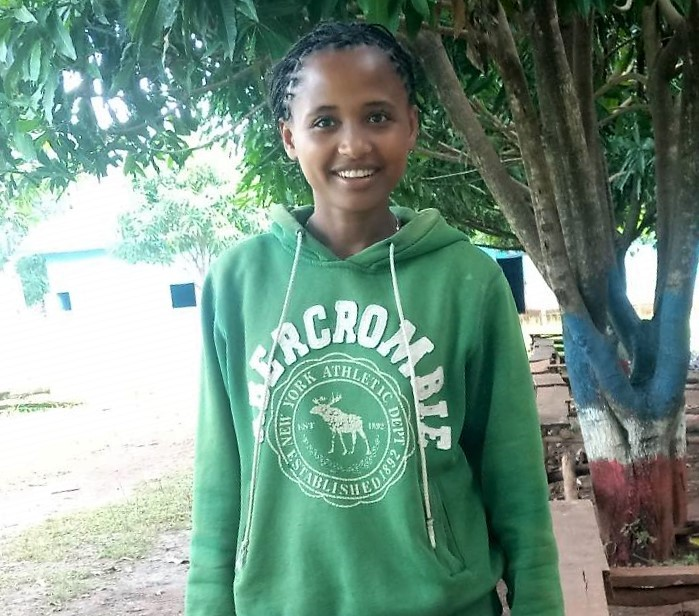 Meet Barkot – a smart young student with an exciting future ahead of her!