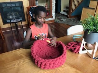 Meet Jonah, an 11-Year-Old Crocheting Prodigy and Budding Philanthropist